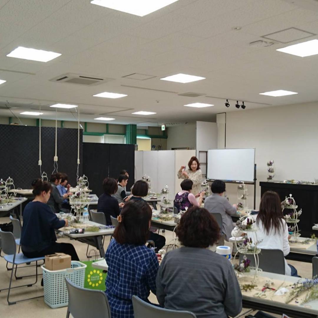 東京堂様長野クレアの出張講習会