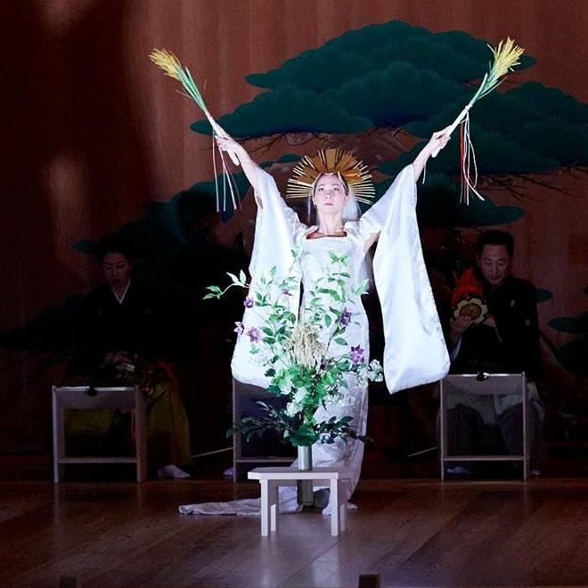 歌舞伎舞台装花オーダー制作事例
